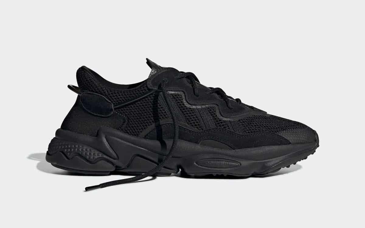 Adidas Ozweego Black 1
