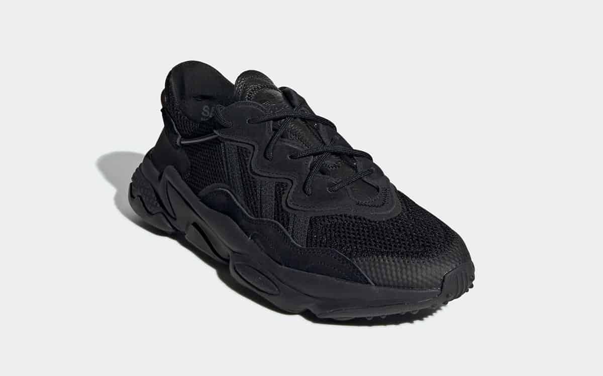 Adidas Ozweego Black 2