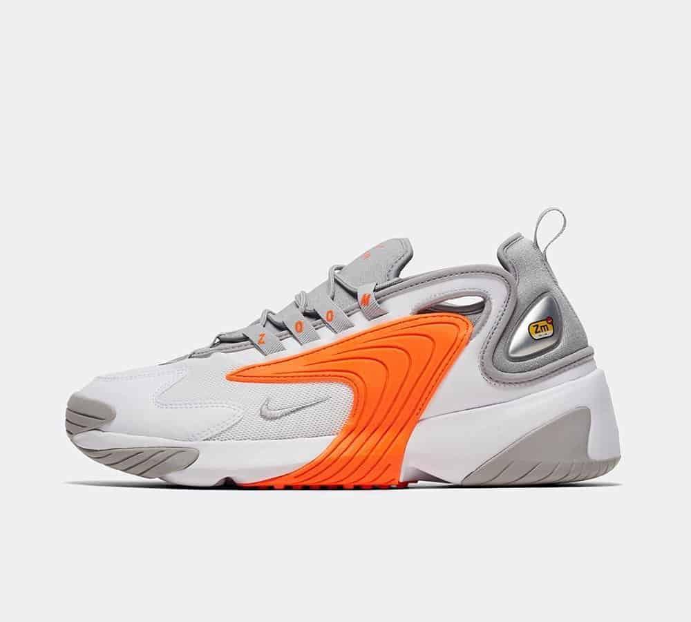 Footasylum Super Sale - Nike Zoom 2K - Orange
