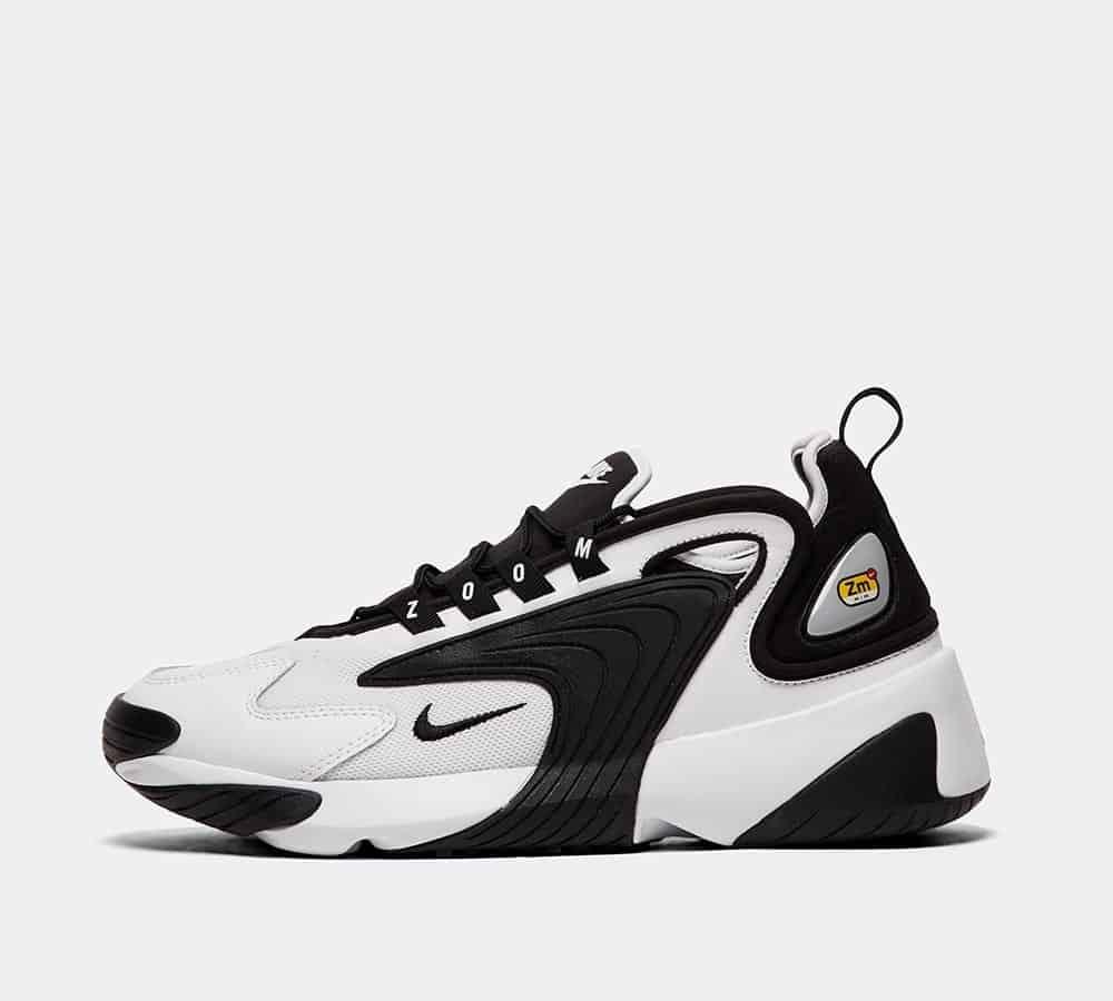 Footasylum Super Sale - Nike Zoom 2K - White / Black
