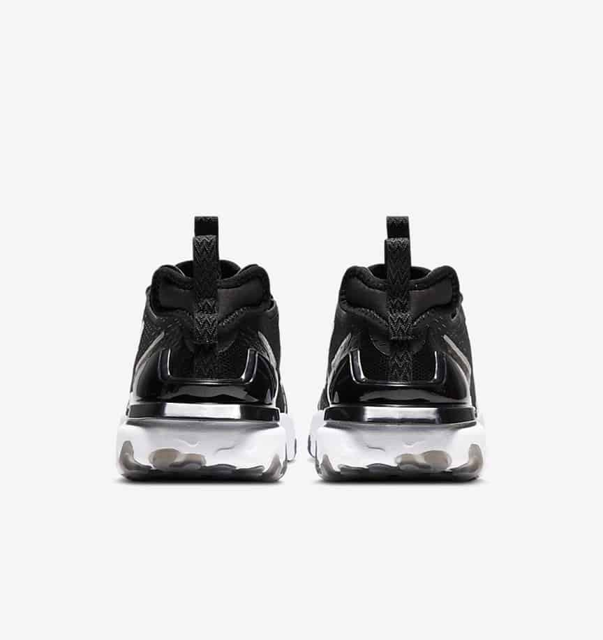 Nike NSW React Vision Black: Iridescent 4