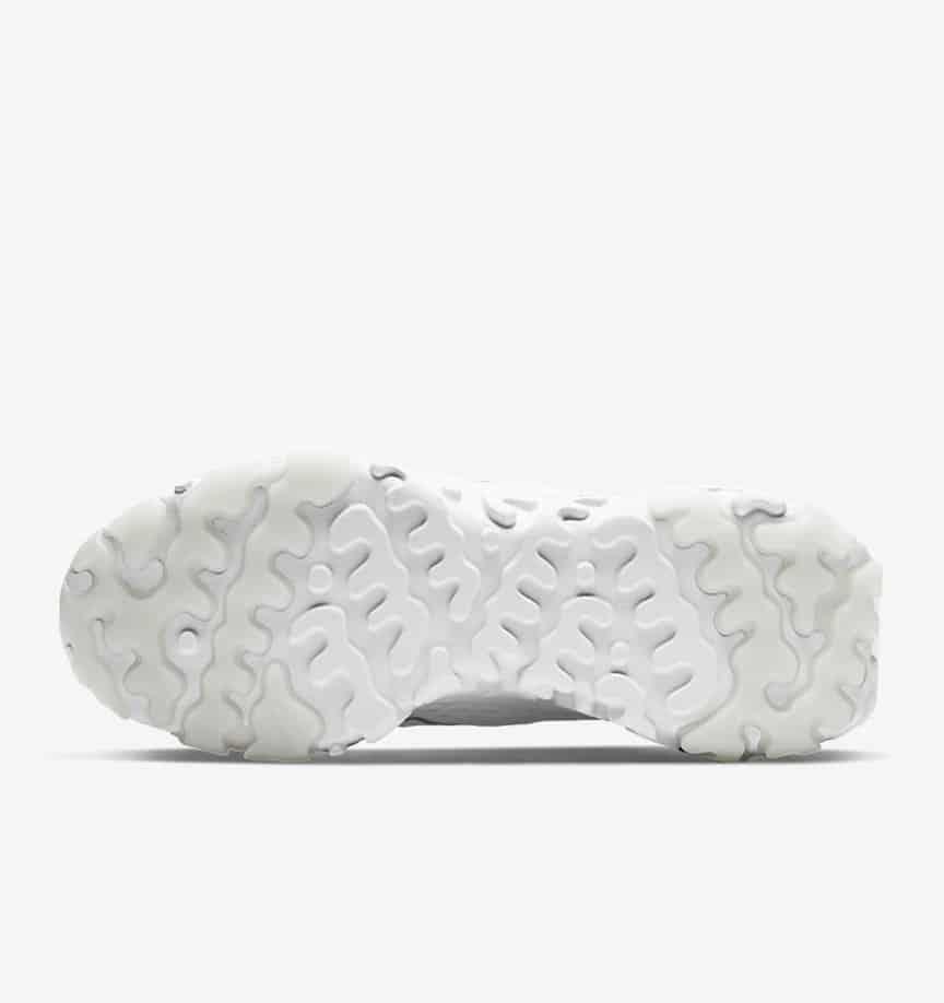Nike NSW React Vision White: Iridescent 5