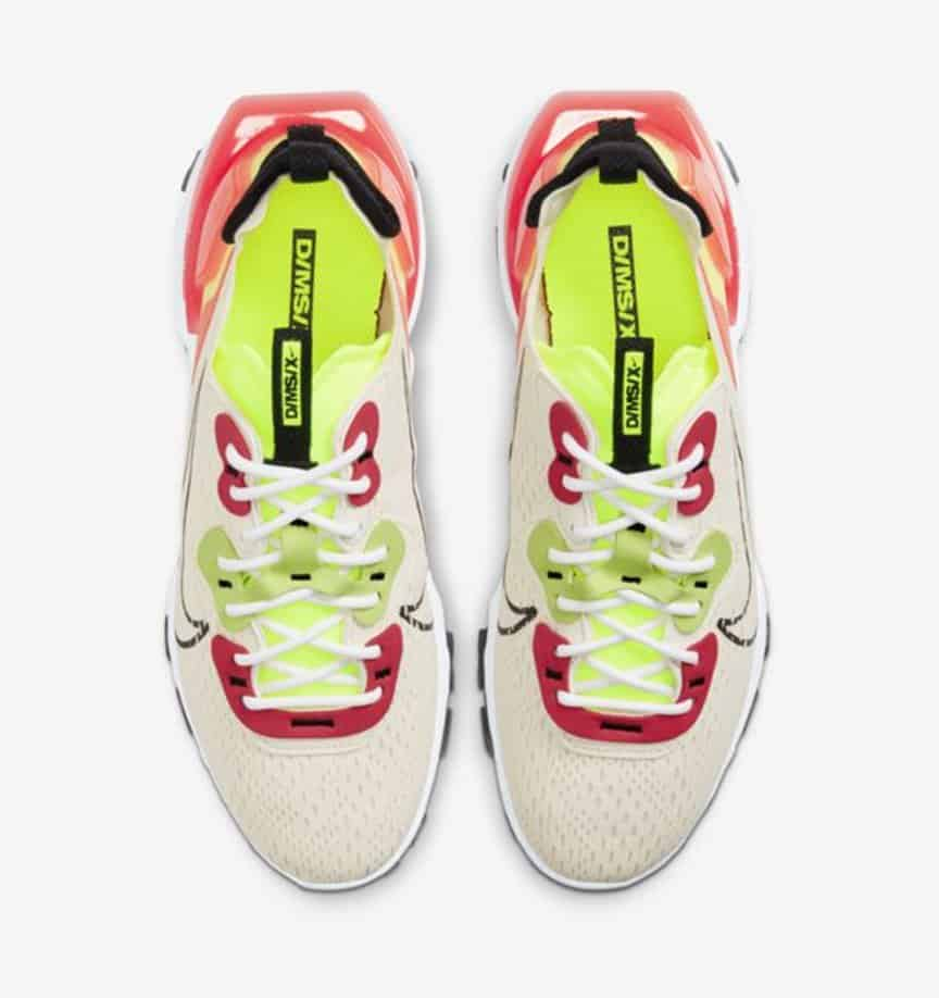 Nike React Vision 'Pale Ivory' 3