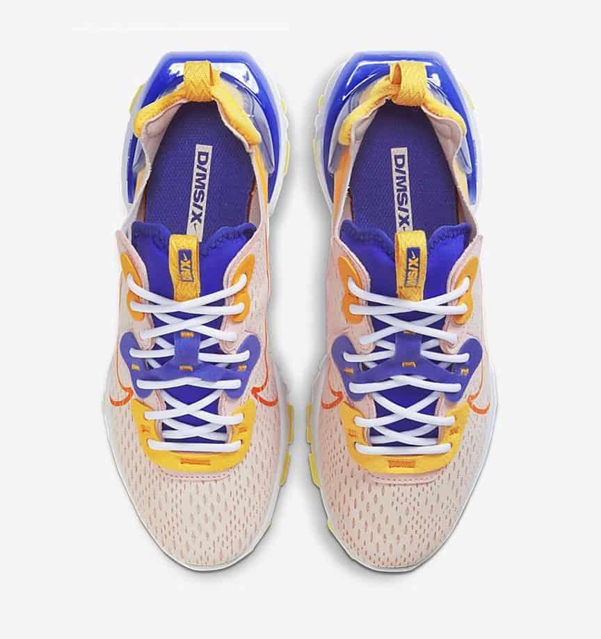 Nike React Vision 'Washed Coral' 3