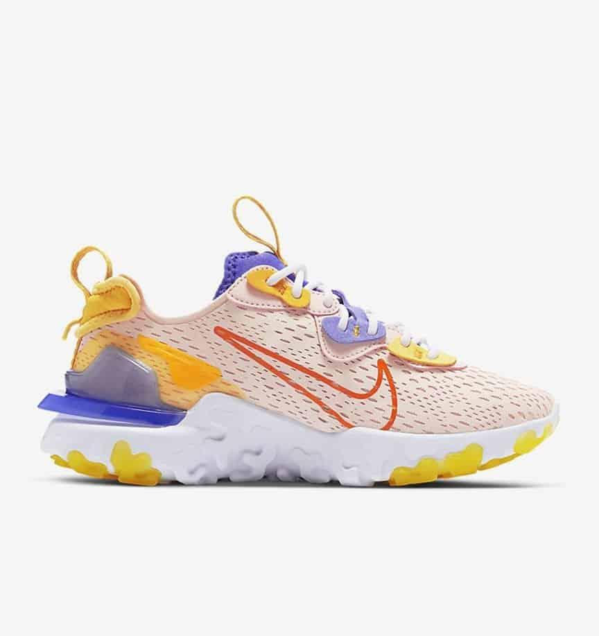 Nike React Vision 'Washed Coral' 6