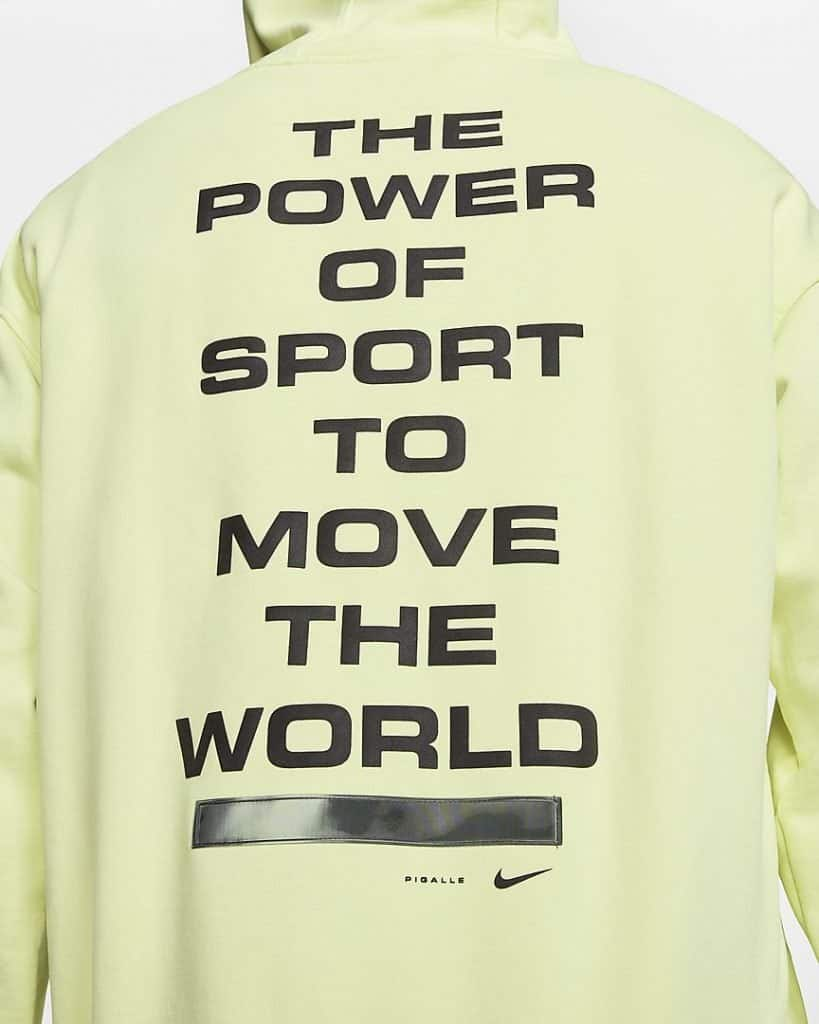 Footpatrol Summer Picks - Nike x Pigalle Hoodie