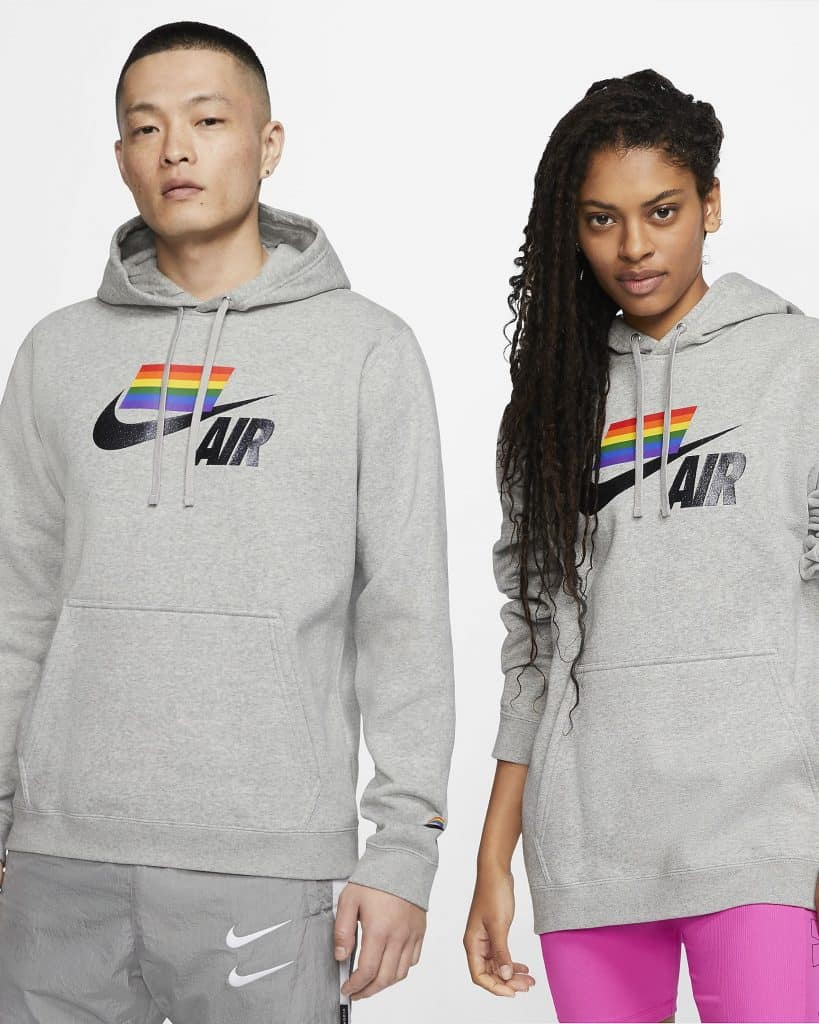 Nike Air BeTrue Pullover Hoodie CZ7820-063 1