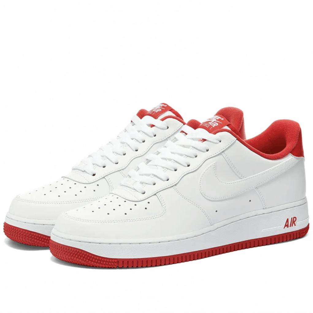 Nike Air Force 1 'Varsity Red'