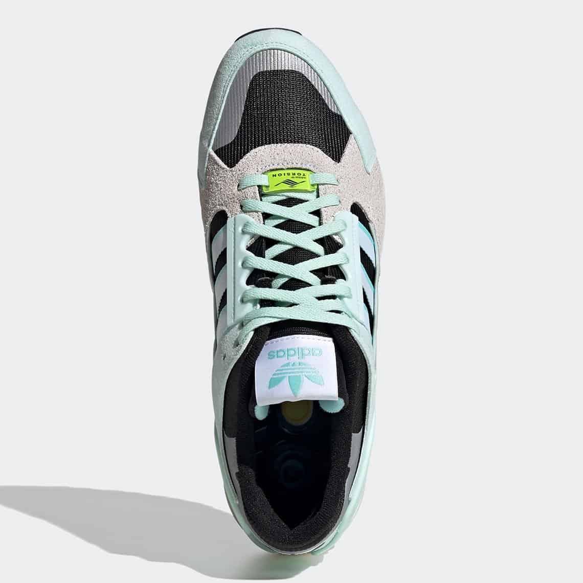 Adidas ZX 10000C FV3324 'Dash Green' 4